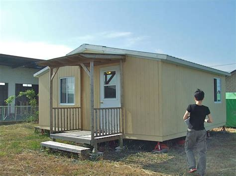 moved by the benefits of mobile home housing the japan times