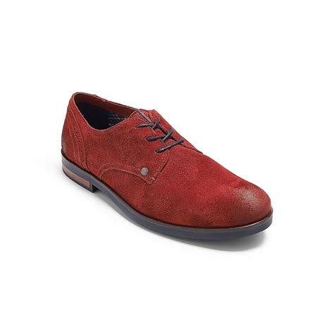 oxford suede shoes hilfiger suede oxford shoe in for