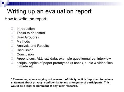 Best Resume Length by Writing An Evaluation Report