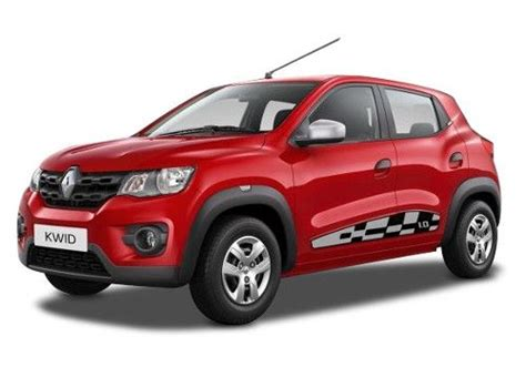 Renault KWID Price in India, Review, Pics, Specs & Mileage