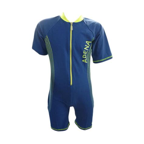 Baju Renang Arena Jual Arena Auv 16305 Boys Jumpsuit Junior Pakaian Renang