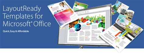 microsoft office flyer templates layoutready microsoft office templates word publisher