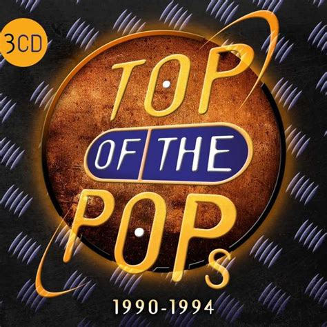 Cd The Best 3cd Imported China sealed 3 cd set various artists top of the pops 1990 1994 2016 umc import vinylbay777