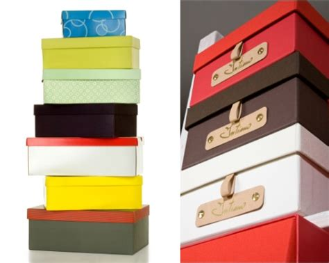 how to make shoe boxes for storage make your own beautiful storage boxes