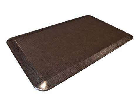 cushion floor mat memory foam rug espresso kitchen