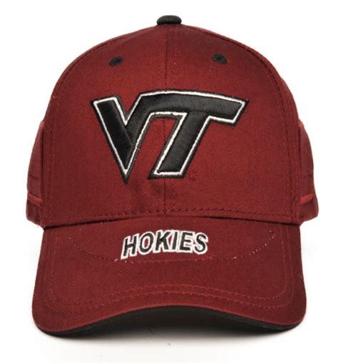 virginia tech colors virginia tech hokies school color cap