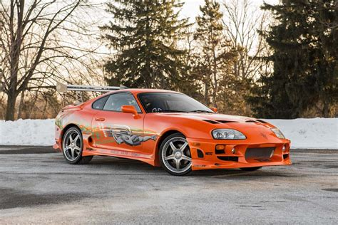 fast and furious supra buy this paul walker toyota supra from quot the fast and the