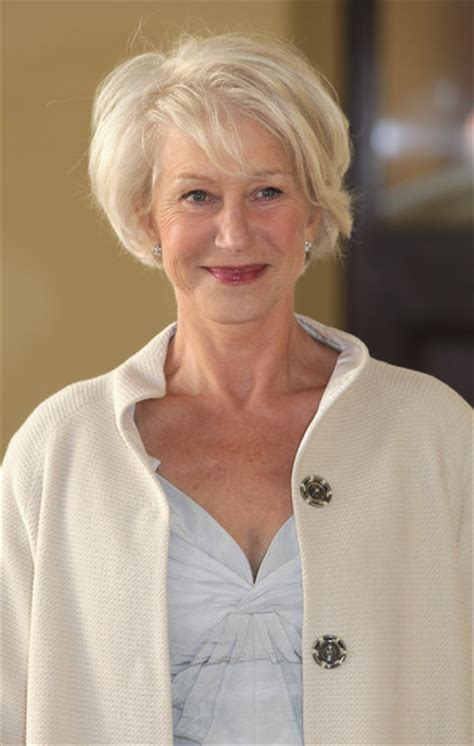 hair does for 65 yr old women helen mirren photos photos young people and the