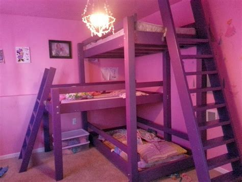 bed for 4 year old bunk beds for 4 and 2 year old home design ideas