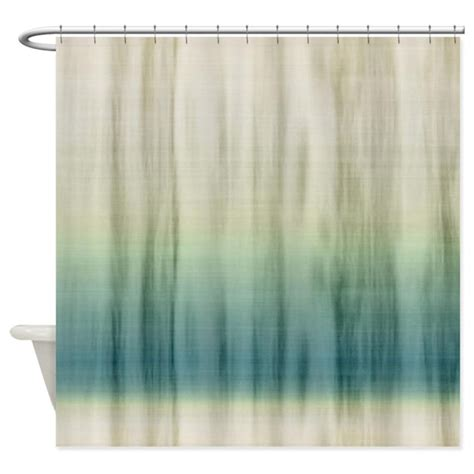 grey shower curtains fabric grey and blue fabric shower curtain by cuteprints