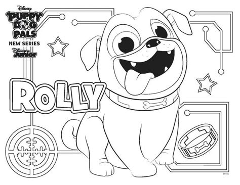 pug pals coloring book puppy pals coloring pages to print