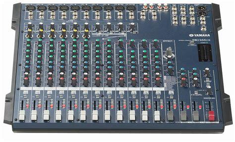 Audio Mixer Yamaha Mg 166cx b 224 n mixer yamaha mg 166cx mixer nhập khẩu hay gi 225 tốt