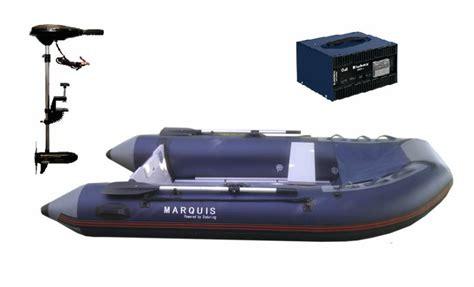 opblaasbare boot met elektromotor the boatshop electromotor boot