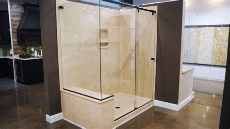 marble bathroom shower walls cultured marble shower walls youtube
