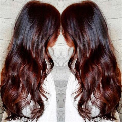 cherry coca cola hair color best 25 cherry cola hair color ideas on pinterest