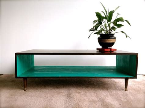 teal wood coffee table 1000 ideas about teal coffee tables on