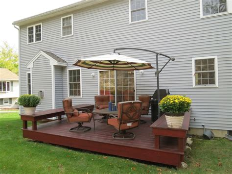 Patio Glamorous Outdoor Patio Set With Umbrella Patio Outdoor Table Ls For Patio