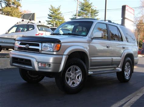 2000 Toyota 4runner Limited 2000 Toyota 4runner Pictures Cargurus