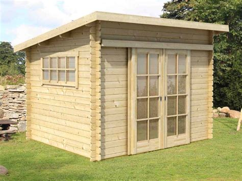 Build A Shed Kit
