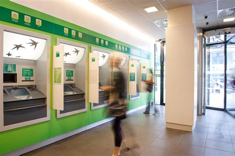 bnp fortis bank when using foreign atms make larger but fewer