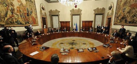 consiglio dei ministri news governo nominati viceministri e sottosegretari in tutto