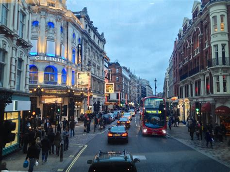 london entertainment district england travel with riley