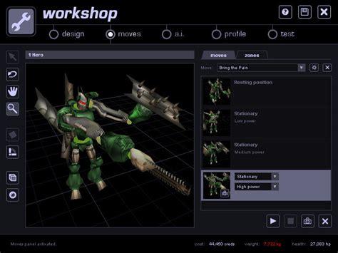 membuat robot sensor roboforge 1 34 free download freewarefiles com games