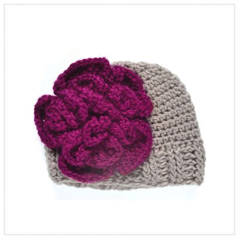 how to knit flower for baby hat 1000 images about hats on ravelry patterns