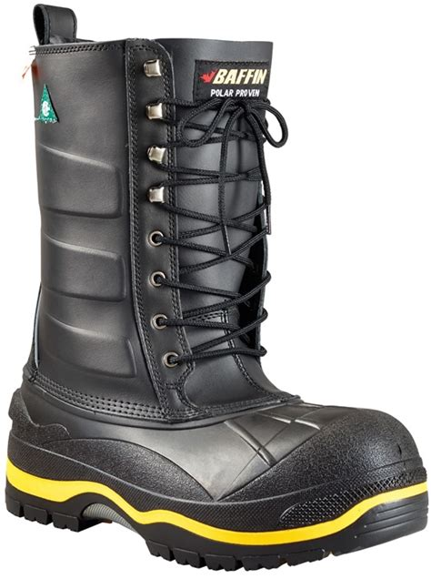 winter work boots steel toe baffin granite s composite toe cold work boots