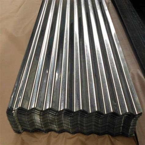 white metal roofing sheets dipped zinc coated galvanized corrugated steel roofing
