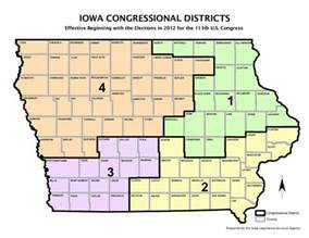 map of congressional districts new ranking report push iowa congressional seats to the