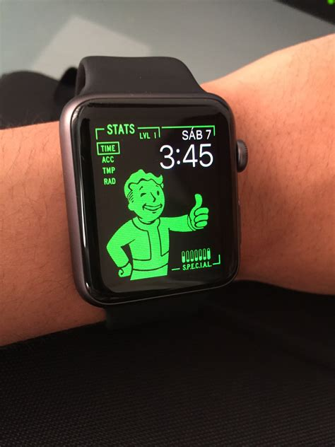 fallout wallpaper for apple watch convierte tu apple watch en un pipboy de fallout taringa