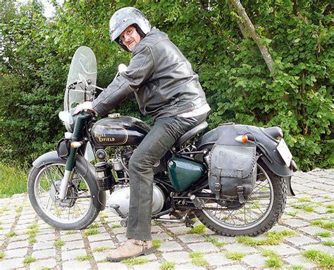 Diesel Motorrad Verbrauch by Royal Enfield Taurus Diesel Kradblatt
