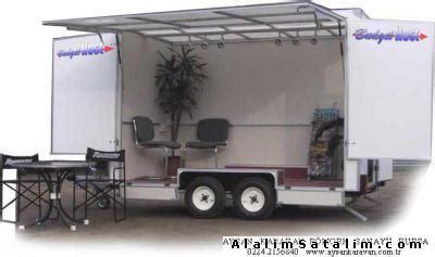ikinci el karavan secim karavani fastfood karavani
