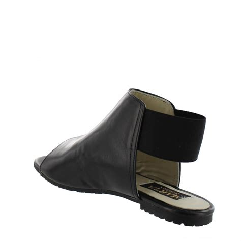 womens slingback sandals marta jonsson womens slingback flat sandal 6621l s