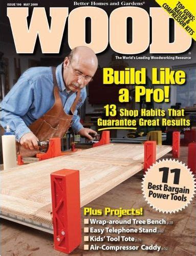 woodwork magazine subscription wood work