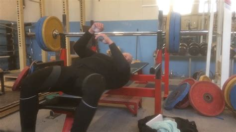 paused bench press paused bench press 2x130kg youtube