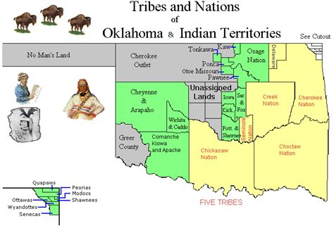 american tribes arkansas map tribe indian reservation indian territory