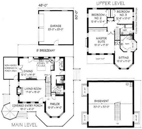 victorian concrete block icf design house plans home
