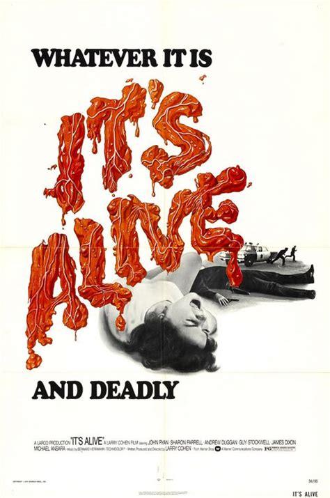film it s alive it s alive 1974 film horrorpedia
