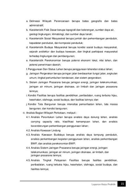 format laporan fgd laporan kerja praktek