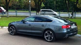 audi a5 sportback daytona grey owner review drive2