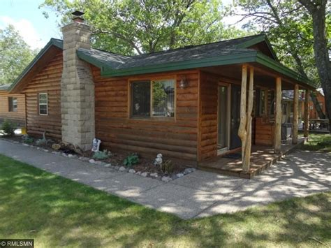 Cabins For Sale In Northern Minnesota by 307 Isle Harbor Drive Federal Dam Mn 56641 Mls