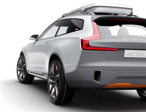 volvo hatchback 2015 2015 volvo xc90 closely previewed by new xc coupe concept