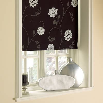 black patterned blinds sunlover accents patterned thermal roller blind ebay