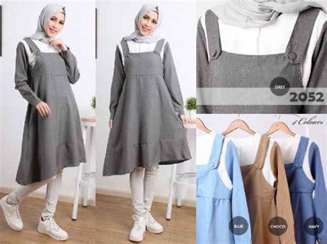 Gamis Balotely Grey Gamis Adem Gamis Remaja Dress Gaun Pesta Ori Murah tunik remaja modis b044 baju atasan model terbaru