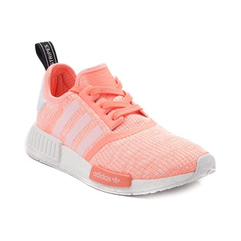 adidas women shoes womens adidas nmd r1 athletic shoe pink 436327
