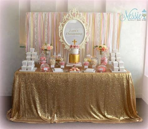Table Shower Meaning by 10 Best Images About Pink And Gold Buffet On