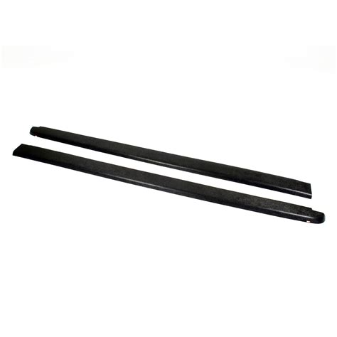 truck bed side rails westin wade truck bed side rail protector chevrolet silverado 2500 hd 1500 nf ebay