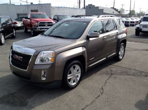 how to learn about cars 2011 gmc terrain electronic toll collection find used 2011 gmc terrain sle 2 in 56 e broadway st shelbyville indiana united states for